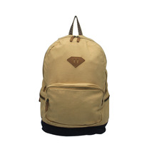 China supplier canvas bag school laptop backpack for students youth