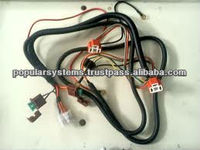 Audio, Video & Lighting Wiring Harness