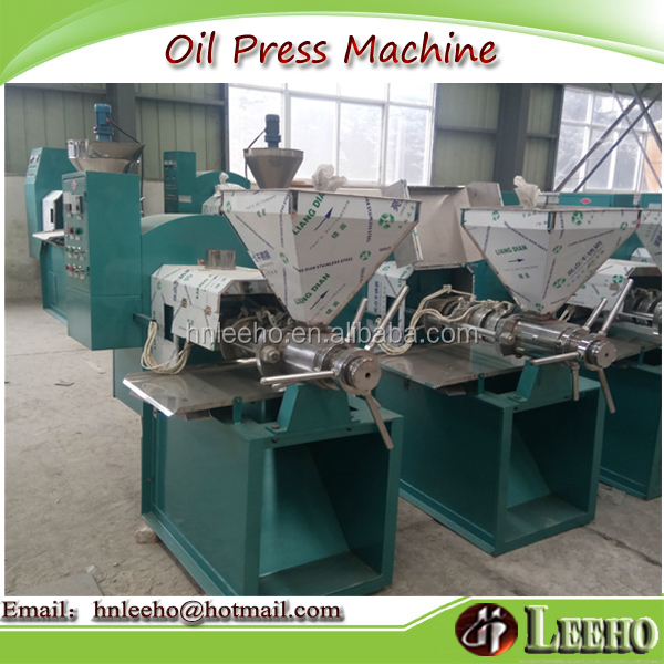 small soya cooking oil making machine with low consumption