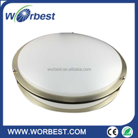 Round Energy Star 11-Inch Semi Flush Light, UL LED Ceiling Light Fixture