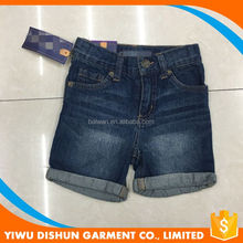 Quality popular factory direct jeans shorts girl