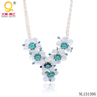 fashion necklace imitation jewellery making materials