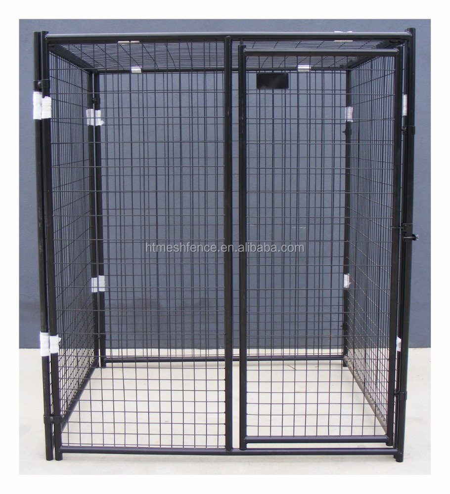 powder coated welded wire mesh large dog cage