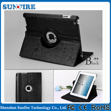 Leather Protective Tablet Case For Ipad 2 Case