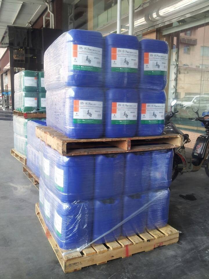 plating chemical packing