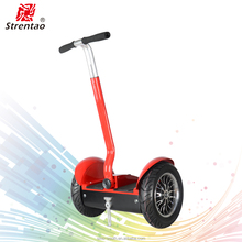 Hot sale urban art smart balance scooter 2400W 2 wheel electric standing scooter electric 17 inch personal transporter
