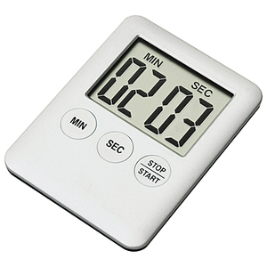 Ipod-style slim lap electrical countdown refrigerator digital kitchen timer for promotion gift