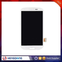 For samsung i9300 galaxy S3 lcd assembly,lcd screen for Samsung galaxy S3 mobile Phone