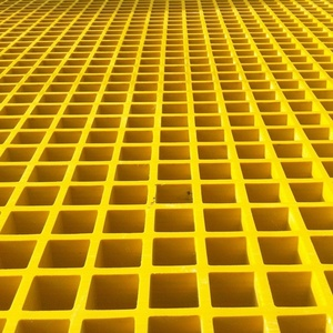 Durable FRP Grating walkway , Fiberglass grating stairs wholesale price ,Fiberglass stairs grating made in China