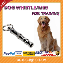 Dog Trainning WhistleM05/Pet Training Ultrasonic Dog Whistle/ Training Whistle For Pet/ No noise pollution no rust easy to carry