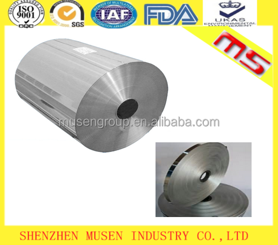 Electrical/Machine Applicantion Aluminum Alloy Foil 1235/O Heat Reservation