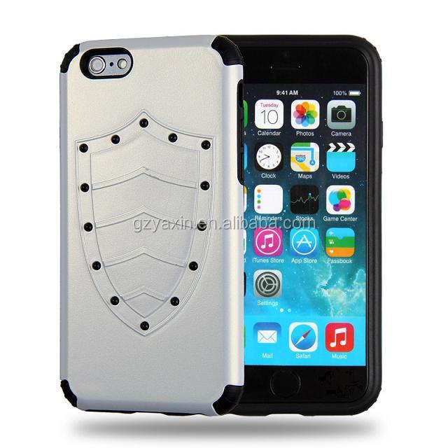For iPhone 6 sublimation phone case / gel protector for iPhone 6 rubber case / useful accessories for iPhone 6 6S shield case