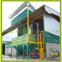200KW Wood Chip Rice Husk Biomass