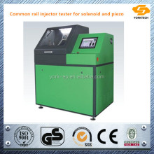 High accuracy tester for solenoid common rail injector and piezo injector