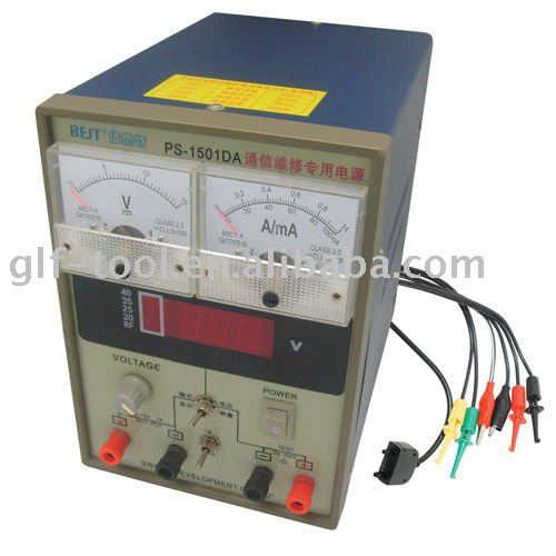 BEST-1501DA DC power supply with repair mobile phone