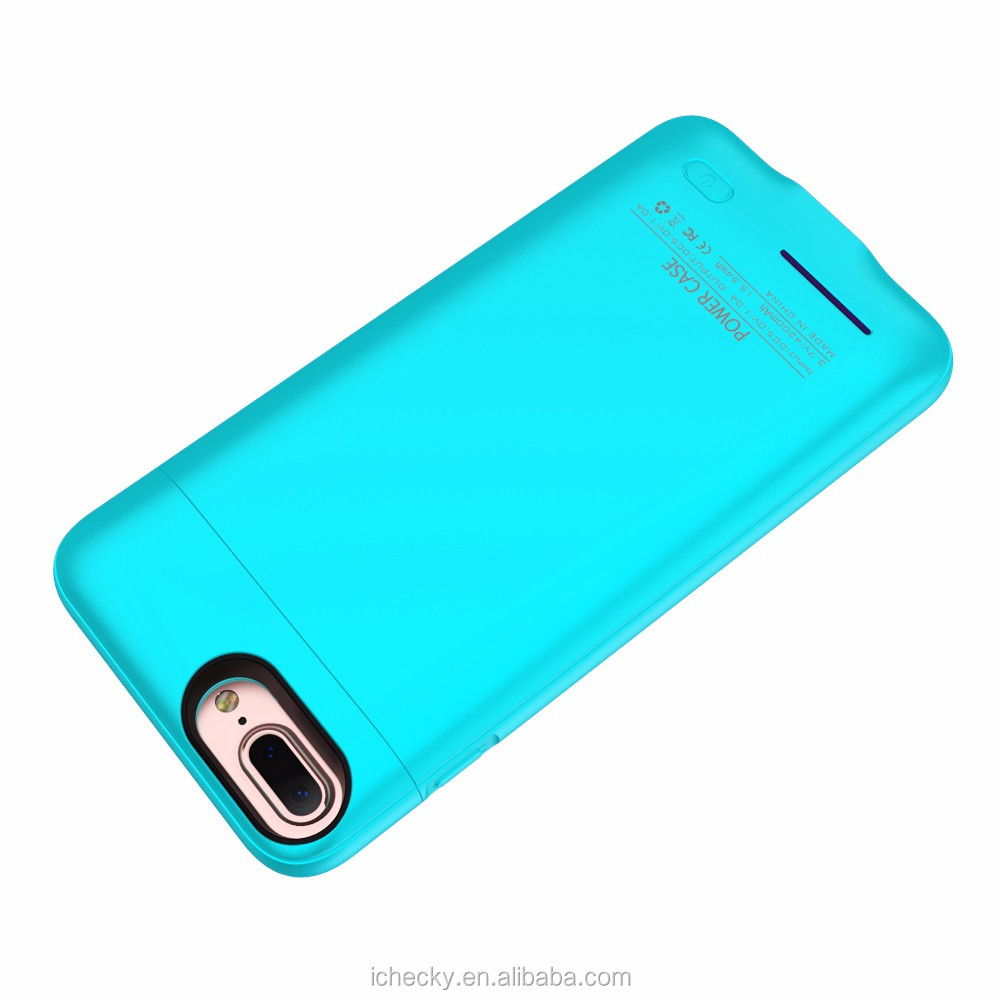 Hot sale Backup External Battery Cell Phone Charger Power Bank Pack Case for iPhone 7