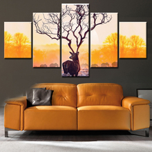home decoration large canvas art printed digital custom wall pictures printing