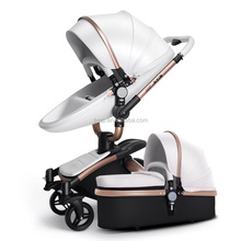 360 degrees wheels baby buggy stroller/pram/trolley/push chair