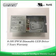 60W 0-40V 1500mA DIP Switch Output Current LED Power Supply LED Dimmable Driver