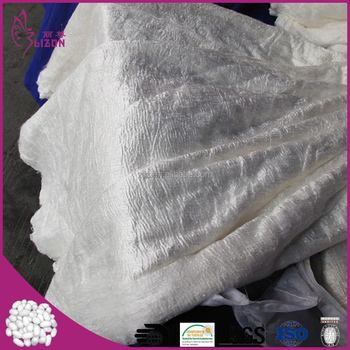 Factory wholesale 100% Natural machine made mulberry silk floss