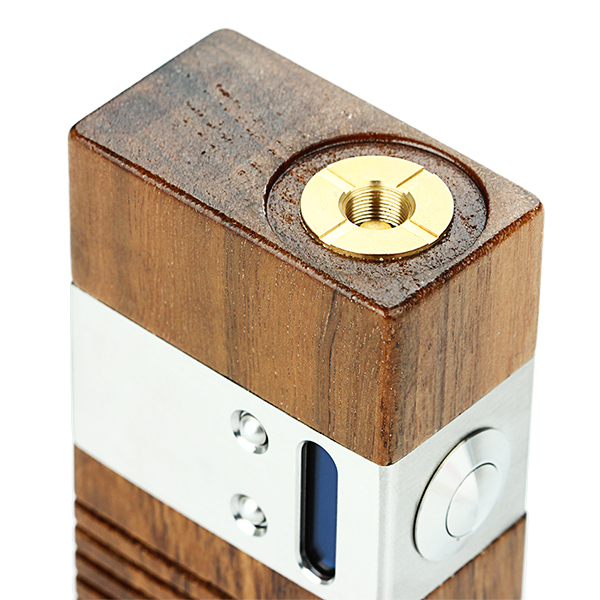 Best selling Wooden ETERNAL Mellody Box MOD vapor