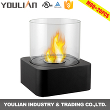 Factory direct wholesale table gel bio ethanol fire place fireplace