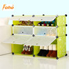 2014 hot sale shoe storage cabinet with doors in many color FH-AW064310-6