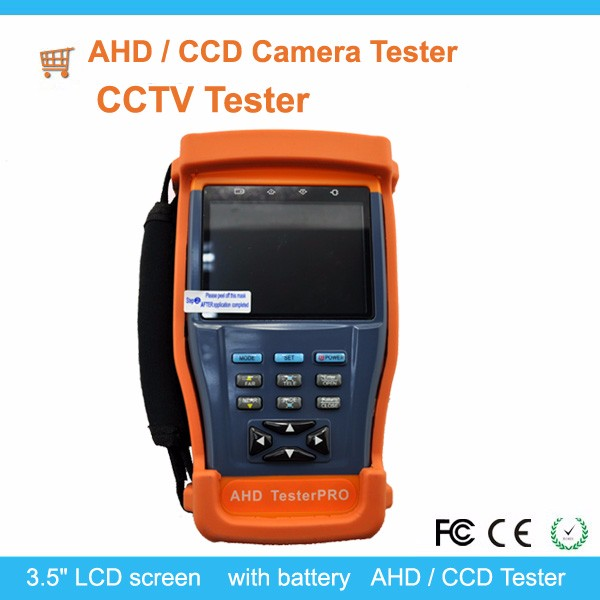 New Arrival HD Tester CCTV Cable AHD Tester