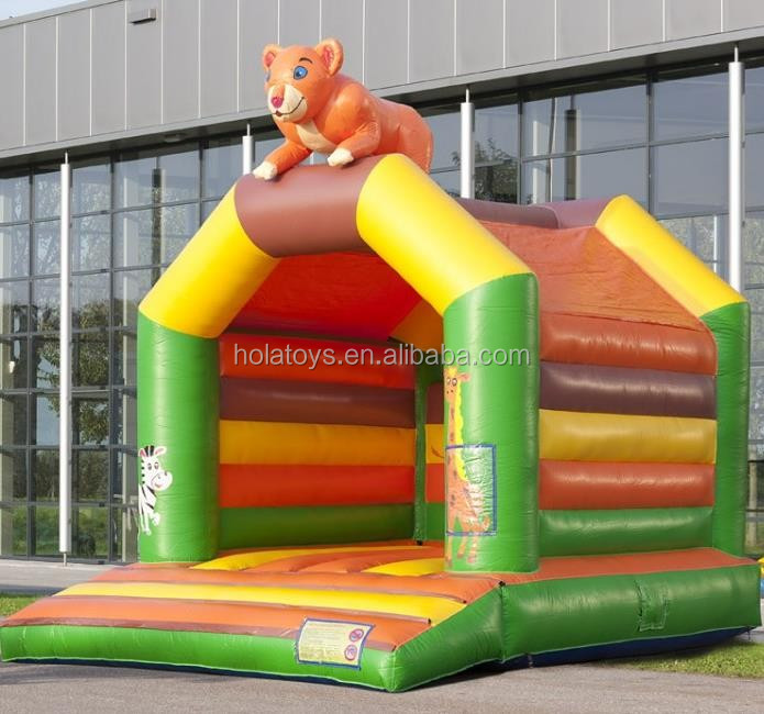 New clown bouncy castle/inflatable bounce house/bouncy castle