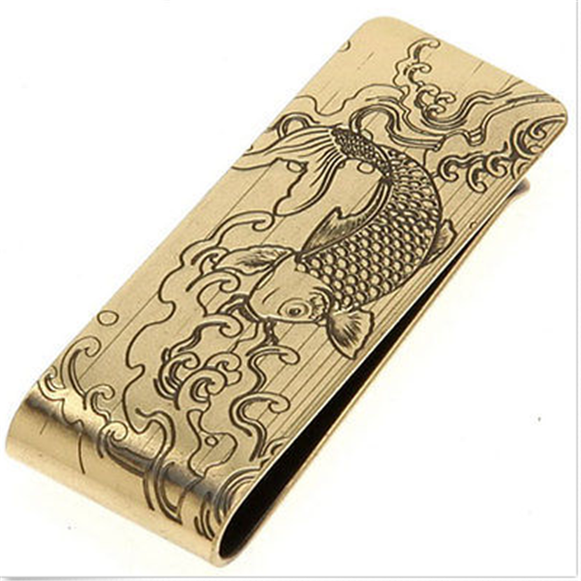 2016 hot sale fashion money clip