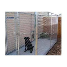 portable chain link dog run kennels