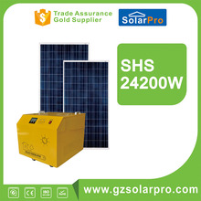 compact solar system 1200w,competitive price 500w solar system for family,complet solar system include small solar
