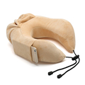Neck Compressed Foldable Camping Pillow Travel Pillows Great For Plane Say Goodby To Your Neck Aches