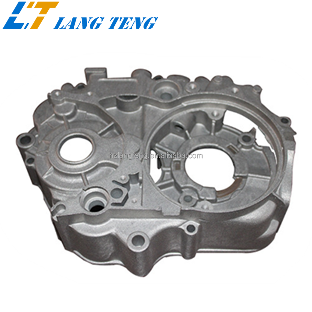 OEM Aluminum Die Casting Shell/Enclosure for Engine Spare Parts