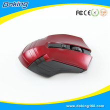 Best selling ergonomic 6D customised brand wireless mouse