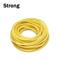 Natural Latex Surgical Tubing For Exercise , Rubber Band Medical Natural Latex Tube