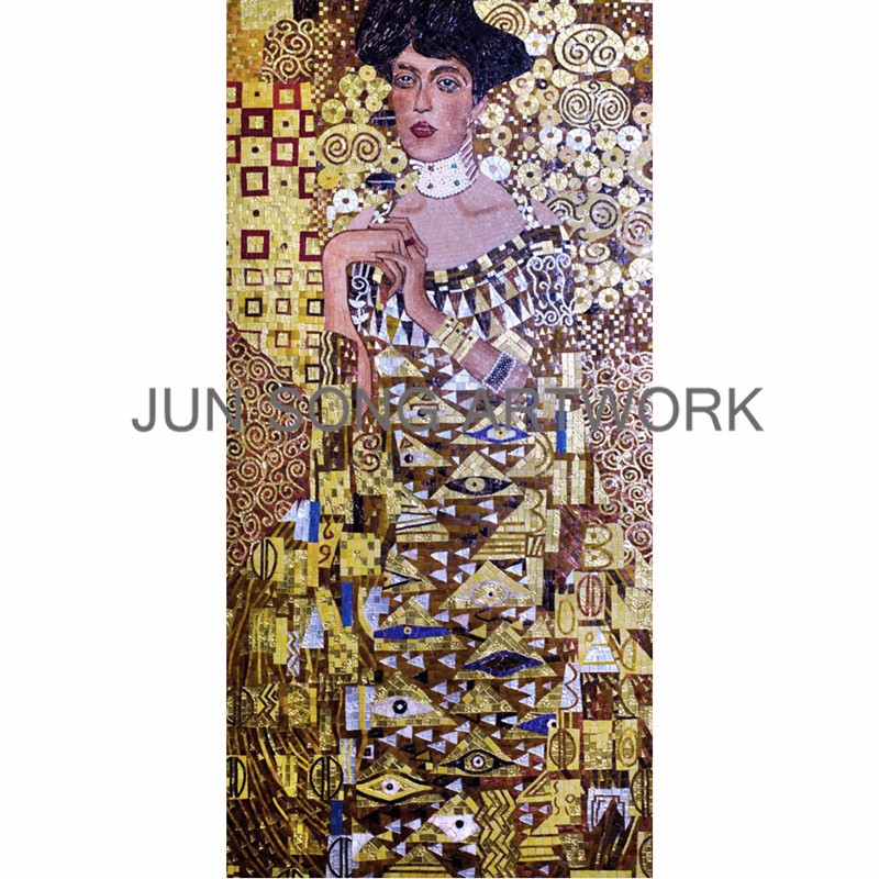 MHP-MD09 Handmade Nursery Wall Kid Mosaic Mural Home Decoration Design Bathroom Tiles Mosaic