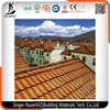 Good Quality Coloured Glaze Material Insulated Colorful Stone Coated Metal Roof Tile