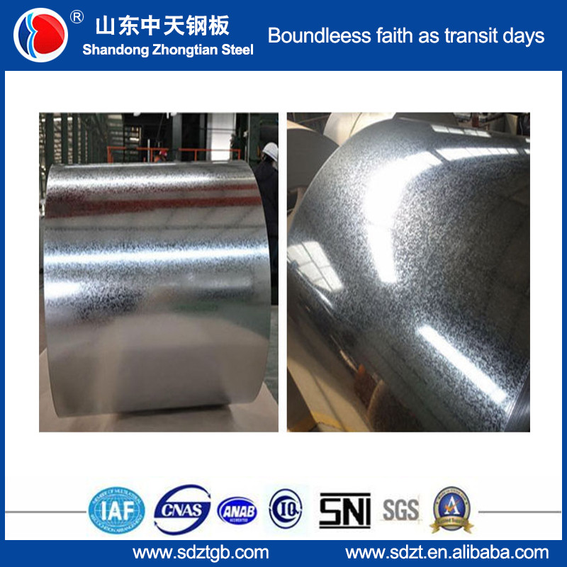 China cheap gi coils coated steel coil galvanized supplier zinc plate