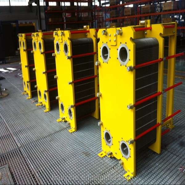 German Technology Water Cooled Plate Heat Exchanger and Chiller