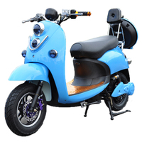 Best Price Steet Legal Moped Motorcycle Electric