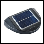 Auto Work Solar Outdoor Light with 12LED