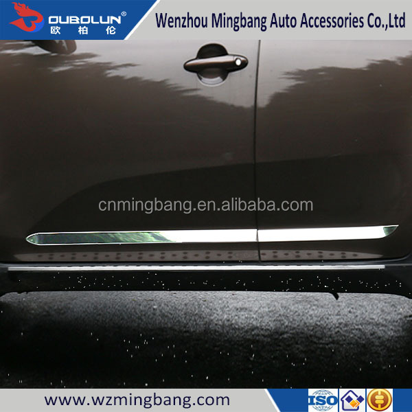 Wholesale Stainless Steel Side Moulding Cover For Sportage 2015 Car Body Kit Accessories