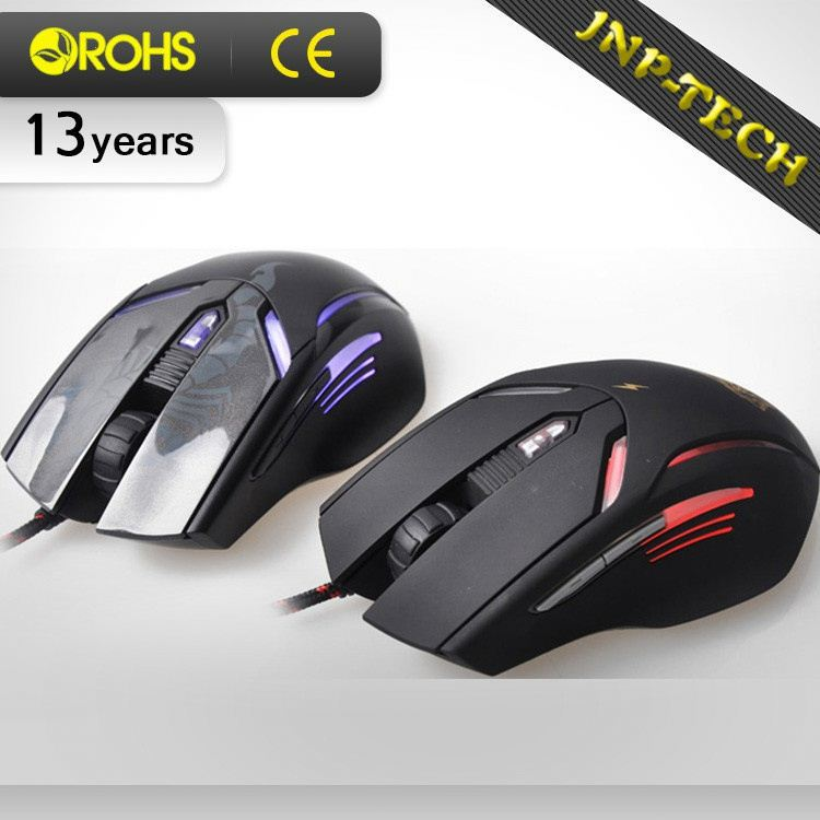 PMW 3310 IC High Sensitivity Oem Gaming Mouse Vertical