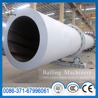 Wood dying machine with China price rotary dryer for saw dust