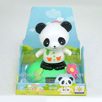 Solar Powered Dancing Panda Toys