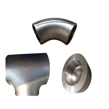 stainless steel 304 316 pipe fittings, including elbow tee union cross coupling nipple nut cap