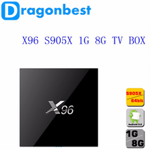 tv box kodi X96 s905x 1g 8g download hindi video hd songs Android 6.0 4K XBMC OTT tv box