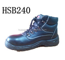 injection sole work force EN20345 approved safety shoes for construction site