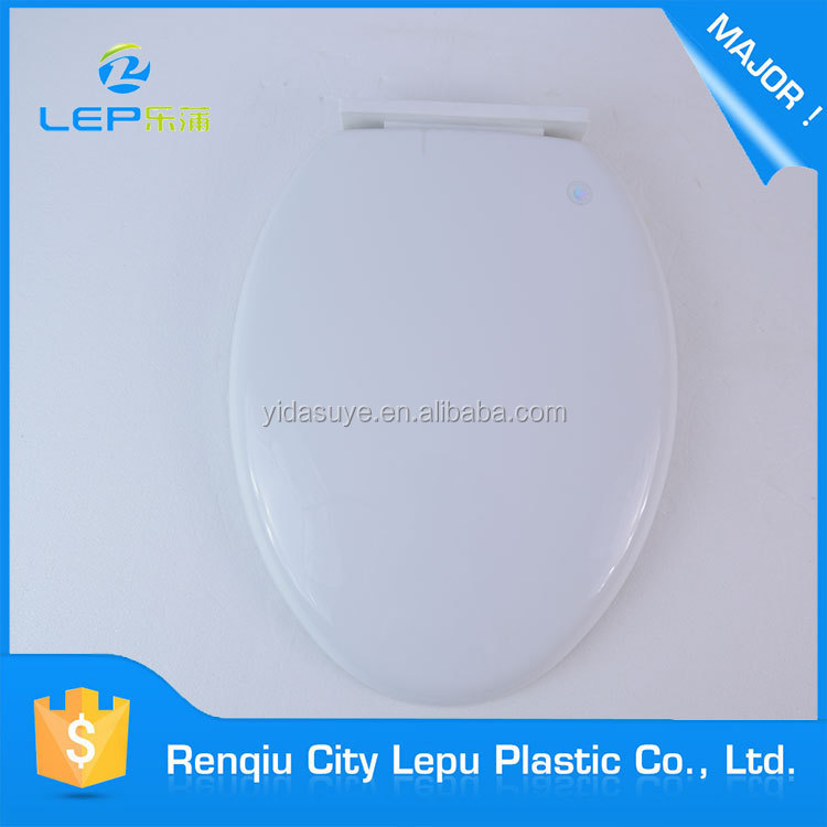 Hot-selling high quality low price adult pvc soft toilet seat cover